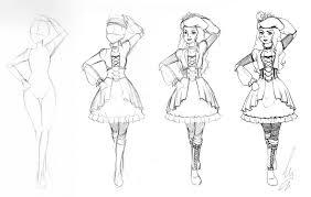 steampunk progress by inigirl226 on deviantart