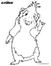 guinea pig coloring pages coloring pages gallery