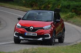 new renault captur 2017 new renault captur petrol 2017 facelift review auto express