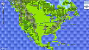 Google Maps Los Angeles by Big Shiny Robot Google Maps 8 Bit Beta Shows Geeky Promise
