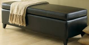 bench hypnotizing folding storage ottoman bench with rigid
