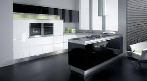Pics Of White Kitchen Cabinets Kitchen Simple Black Kitchen Decor Wall And White Modern Kitchen