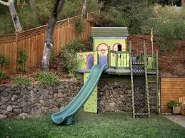 play structure retaining wall bring it outside pinterest