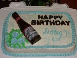 budweiser beer cake budweiser birthday cake cakecentral com