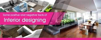 home design courses some positive and negative facts of interior designing best