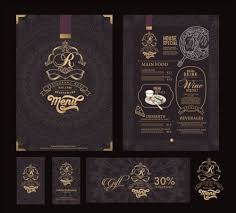 38 free dinner menu templates u2013 bates on design