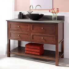 Vessel Sink Vanity Striking Vessel Sink Vanity Signature Hardware