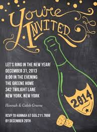 new year invitation new year party invitations 2014 trendy mods