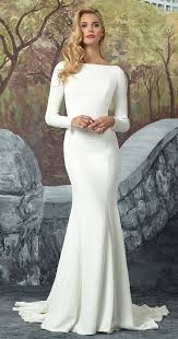 sleeved wedding dresses justin fall 2017 wedding dresses with modern twists