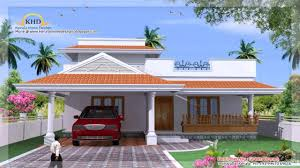 kerala style 3 bedroom house plans youtube