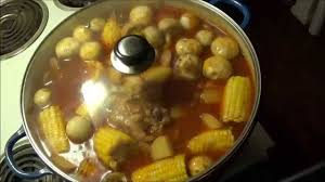 lowcountry chicken stew youtube