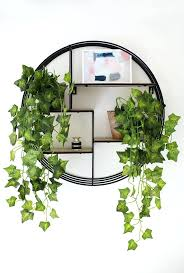 wall ideas cotton plant wall decor hanging plant wall decor 1100