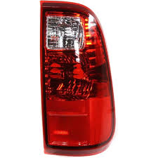 2008 ford f250 tail light bulb tail light for 2008 2016 ford f 250 super duty xl rh clear red