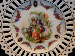 free photo antique china plate free image on