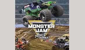 monster jam triple threat series tickets denver pepsi center
