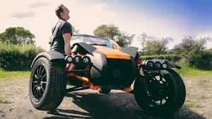nomad off road car ariel nomad review vtec loud noises and too scary for words