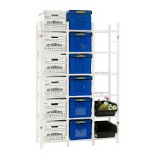 Bedroom Wall Storage Systems Bin Warehouse 18 File Box Storage System 68 Walmart Com