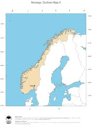 Map Of Norway Map Norway Ginkgomaps Continent Europe Region Norway