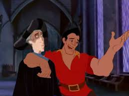 Gaston Meme - frollo and gaston x x everywhere by shadbad88 on deviantart