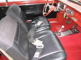 Nova Interiors 1964 Nova Ss