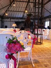 tons mariage décoration de cérémonie laïque pour un mariage dans les tons roses