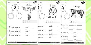 bond worksheets to 10 number bonds maths numeracy