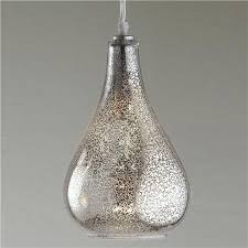 Crackle Glass Pendant Light Endearing Glass Bulb Pendant Clear Crackled Or Mercury On Light