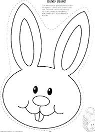 bunny ears coloring page rabbit ears drawing at getdrawings com free for personal use