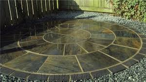 Circular Patio Kit by Circular Patio Pavers Home Design Ideas And Pictures