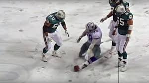 thanksgiving 1993 leon lett and the dumbest play in thanksgiving game history