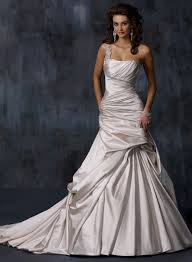 one shoulder wedding dresses 2011 2011 wedding dresswedding gown dresses discount a line