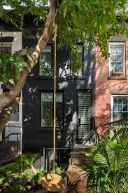 brooklyn house office of architecture adds rooftop master suite to brooklyn row house