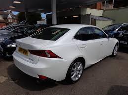 lexus birmingham postcode used 2014 14 lexus is 250 2 5 luxury 4dr auto navigation