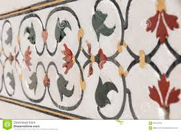 design applying the elements decorative elements created by applying paint stucco stone inlays