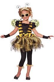 Honey Bee Halloween Costume Girls U0027 Royal Honey Bee Maya Bumble Bee Wasp Dress U0026 Role Play