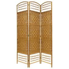 oriental room dividers hand made wicker room divider separator privacy screen choice of