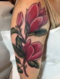 wonderful magnolia tattoos designs page 4 golfian com