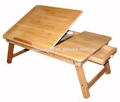 Laptop Desks For Bed Bamboo Laptop Table Wholesale Laptop Table Suppliers Alibaba