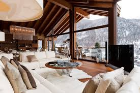chalet style chalet chic interior style the luxpad