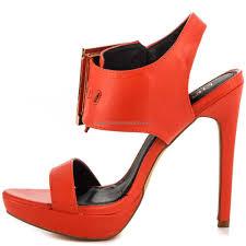 orange liliana kicker sandals top quality rammotorcycles co uk