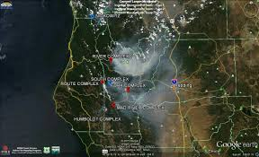 Oregon Forest Fires Map by U S Air Quality August 2015 Archives