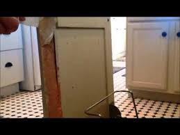 Repair Melamine Kitchen Cabinets Particle Board Furniture Repair Youtube