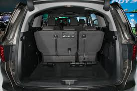 Luggage Rack For Honda Odyssey by Honda Odyssey Cargo With Roof Rack Modern First Look Automobile