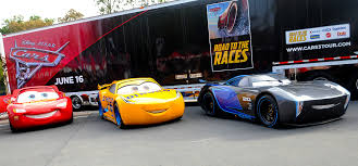 cars 3 road to the races is coming to thanksgiving point the real