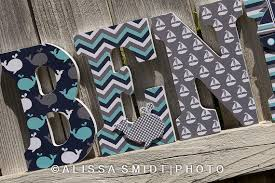 Nautical Themed Baby Rooms - shop nautical letters for nursery on wanelo