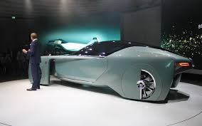 roll royce concept exclusive u2013 rolls royce vision next 100 look ma no steering