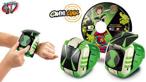 ben 10 omniverse omni link omnitrix watch unboxing video by toy