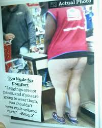Leggings Are Not Pants Meme - nude leggings on lowe s cashier random lifestyle