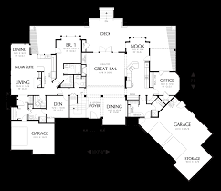 House Plans With In Law Suites Mascord House Plan 2421 The Ingram