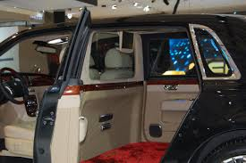 customized rolls royce interior geely ge limo live at shanghai auto show interior img 7 it u0027s